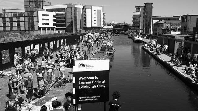 Edinburgh Canal Festival 2013 01