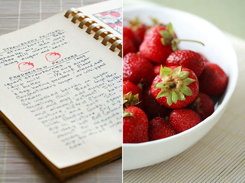 Berries and Book