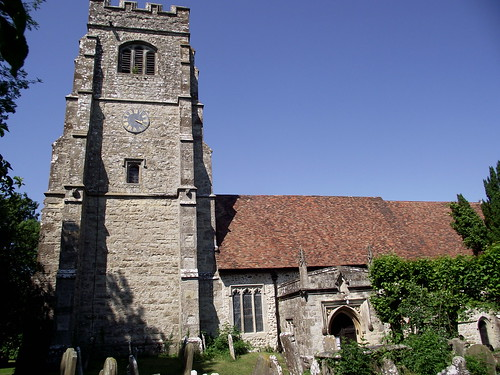 St James' Church Egerton