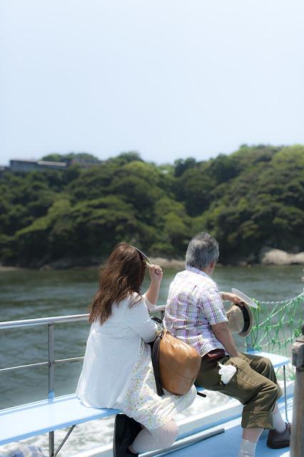 夏の日の江ノ島