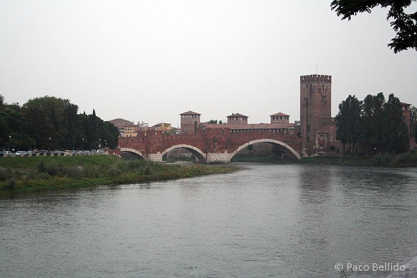Puente Scaligero. © Paco Bellido, 2006