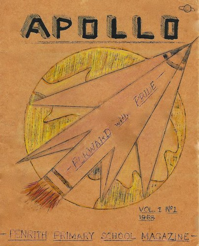 Apollo vol I no 1 1968