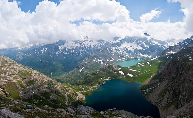 Colle del Nivolet (et. 2612 metres)