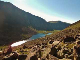 Abyss Lake (12,650 ft)