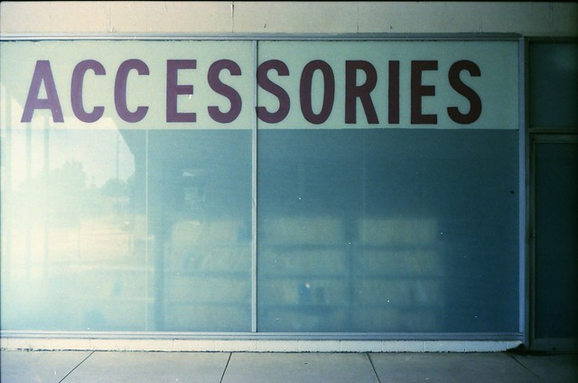 Header of Accessories