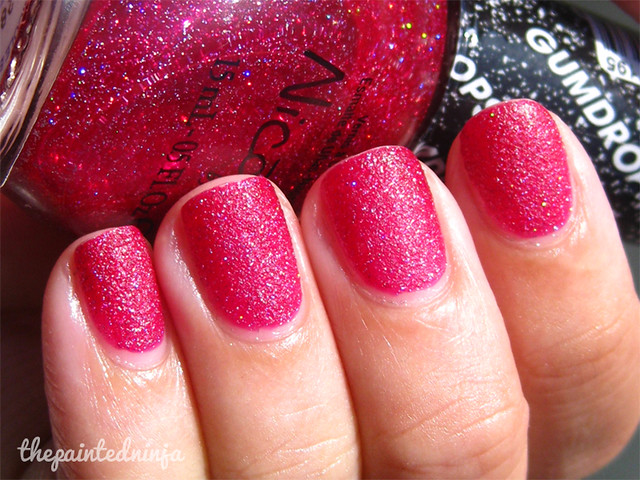 Nicole by OPI My Cherry Amour