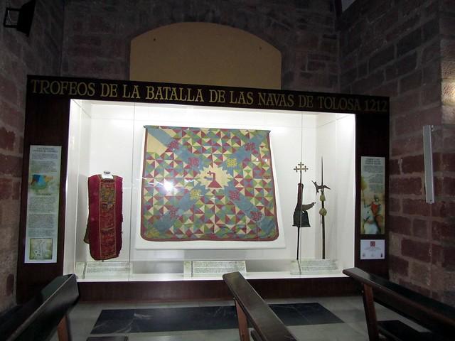 10 Trofeos de la batalla de Navas Tolosa en Vilches.