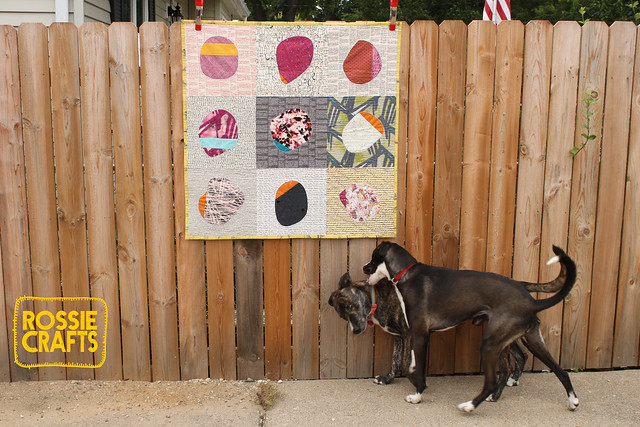 The Painted Pebbles Quilt