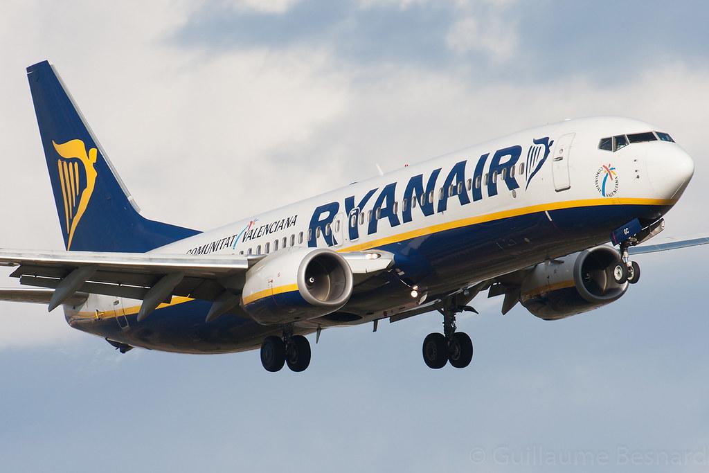 EI-EGC - B738 - Ryanair