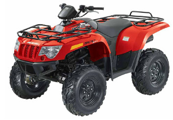 ATV Arctic Cat 2014