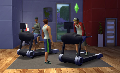 Games-The Sims 4