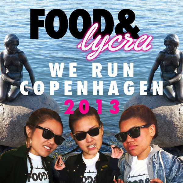 Food and Lycra Run Copenhagen