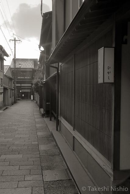 ひがし茶屋街 / Higashi Chaya-gai