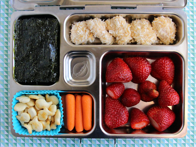 Big Kid Chicken Nuggets Bento #802