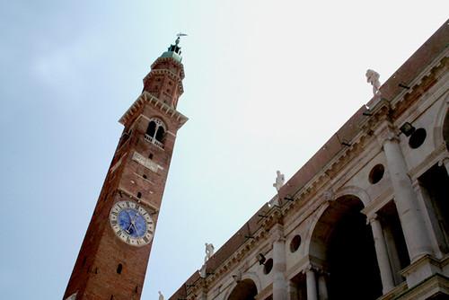 Plaza de la Señoría de Vicenza
