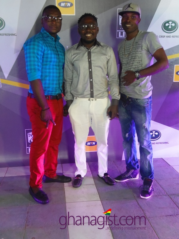 4Syte TV Music Video Awards 2013 launch