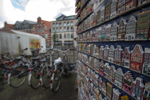 Amsterdam - A Magnetic Place