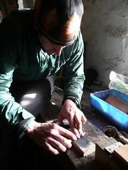 spoonn knife waterstone sharpening