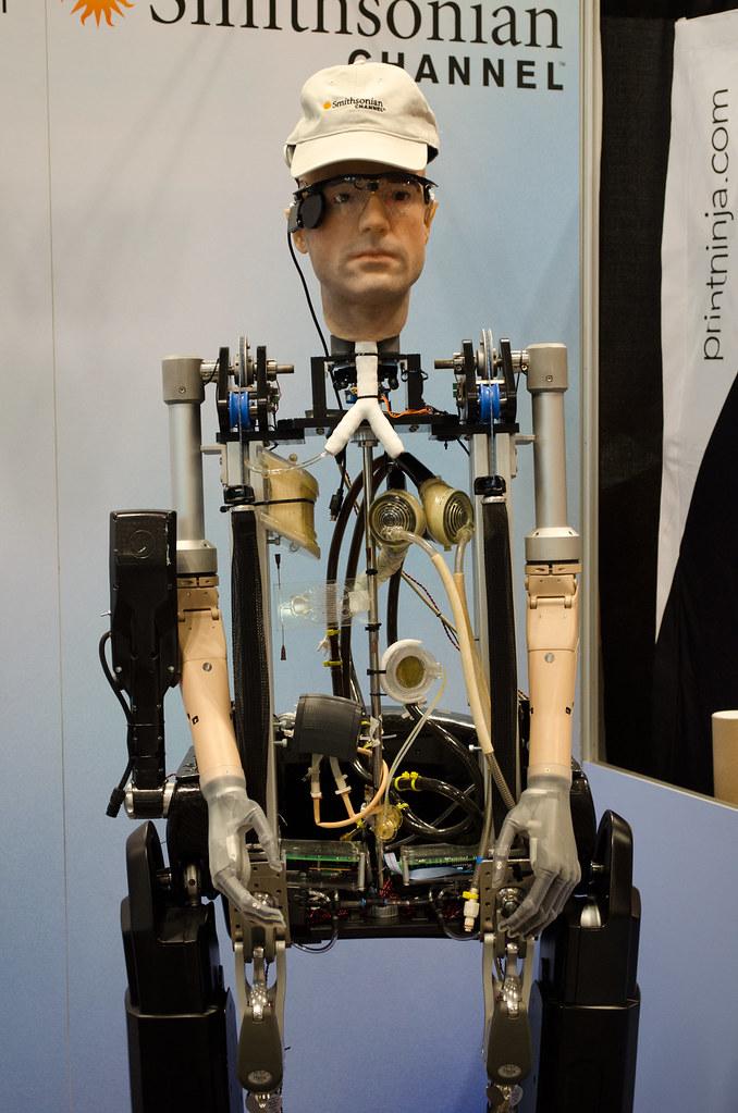 Robotic Man