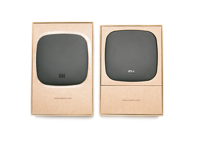 新小米盒子 (1) 新舊開相比一比硬體篇 @3C 達人廖阿輝
