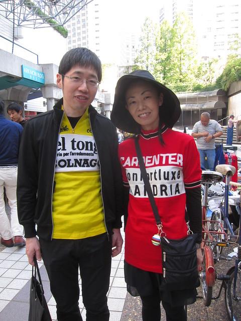 Photo:ENISHI na People...おおきに! By jun.skywalker (enishi hand made cyclecap)