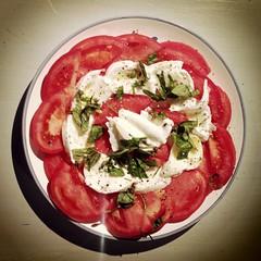salad, caprese salad, mozzarella, food, dish, dairy product, cuisine, feta,