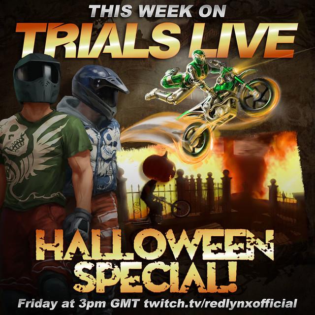 Trials Halloween