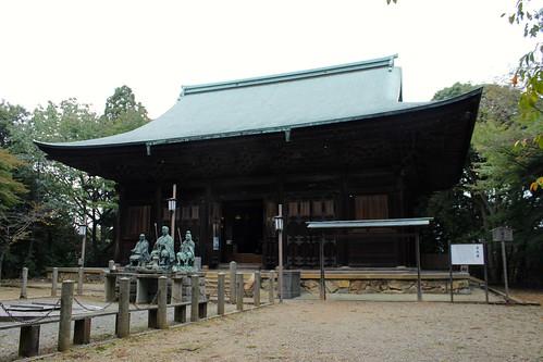 西国巡礼第11番札所:上醍醐寺(2013.10.29)
