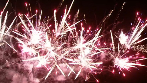 Epic Fireworks On EastEnders - Thu 7th Nov 2013