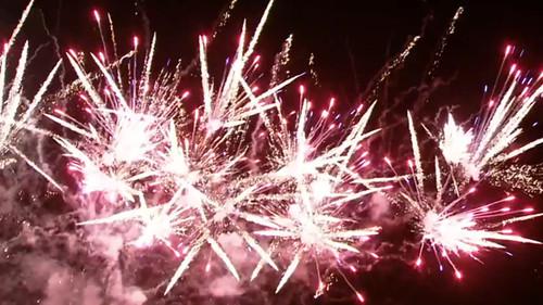 Epic Fireworks On EastEnders - Thu 7th Nov 2013