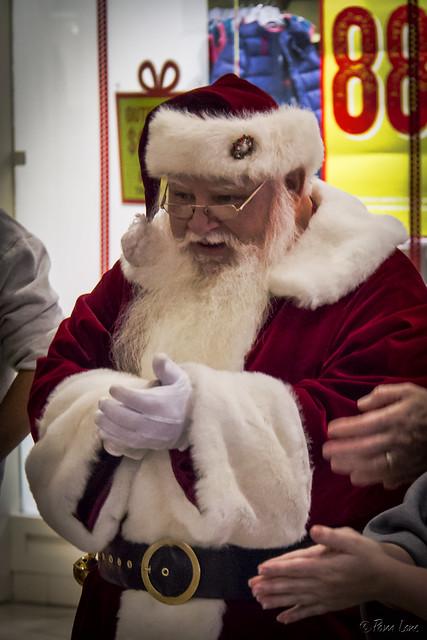 Stonewood Santa