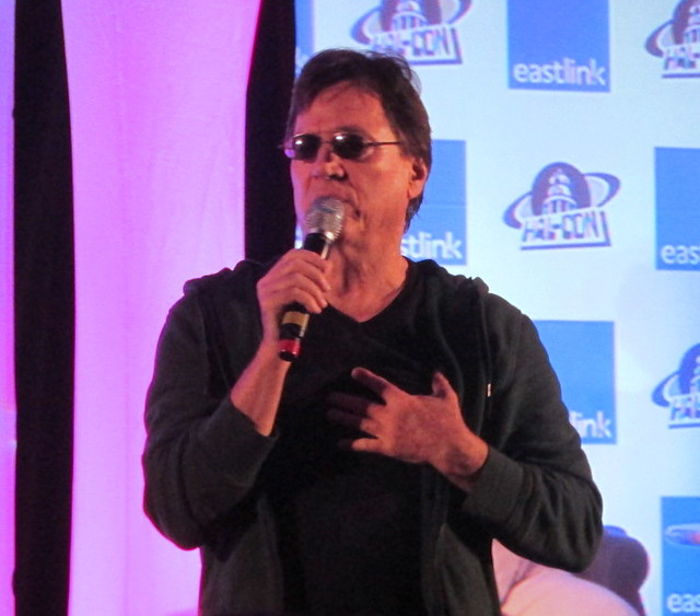 Richard Hatch's Q&A at Hal-con 2013