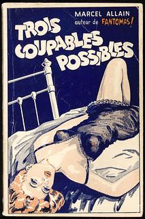 Trois coupables possibles (1950s) / Trois coupables possibles (années 1950)