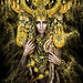 Gaia, The Birth of an End by Kirsty Mitchell