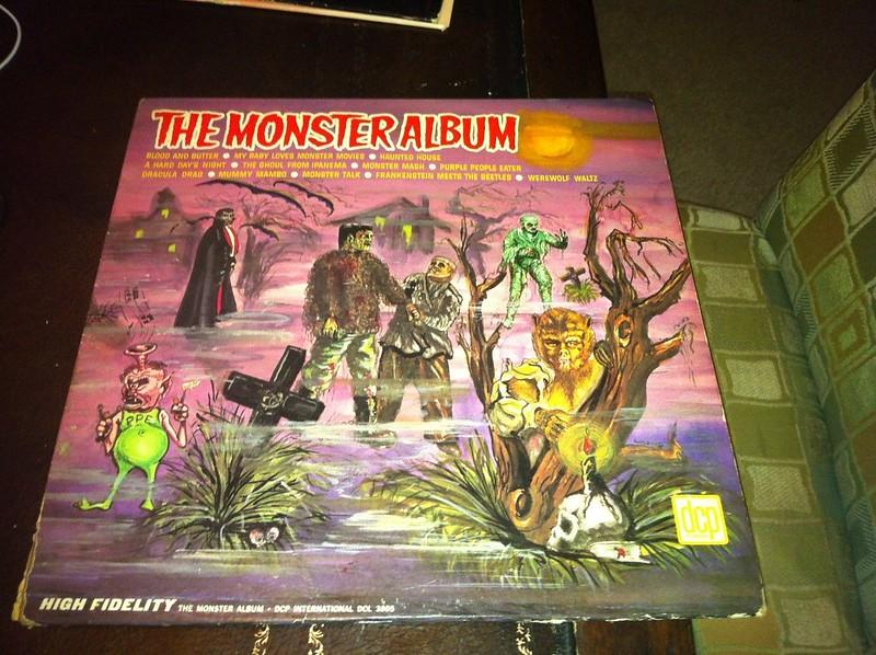 monsteralbum