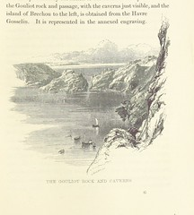 "British Library digitised image from page 117 of ""The Channel Islands ... With illustrations drawn by P. J. Naftel [and with maps]"""