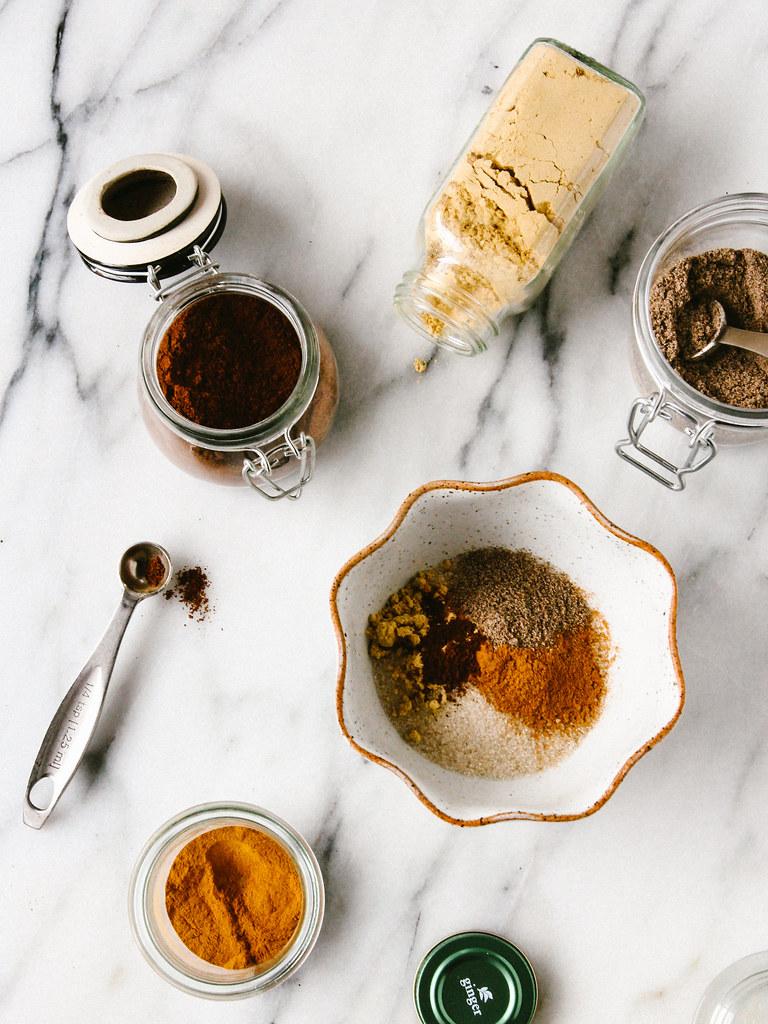 Masala chai sugar