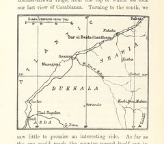 Image taken from page 70 of 'Travels in the Atlas and Southern Morocco. A narrative of exploration'
