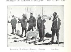 Image taken from page 386 of 'Fram over Polhavet. Den norske Polarfærd 1893-1896. ... Med et Tillæg af Otto Sverdrup'
