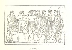 """British Library digitised image from page 331 of """"A History of Rome to the death of Cæsar"""""""