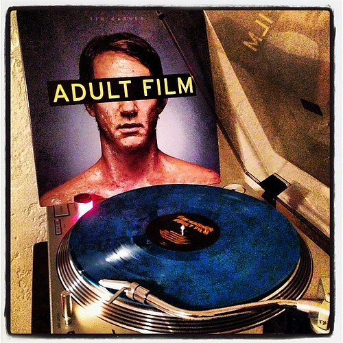 #timkasher #adultfilm #mailday #lookwhatfinallyshowedup #bluemarble #photographicplaylist #nowspinning #vinyligclub #saddlecreek by Big Gay Dragon