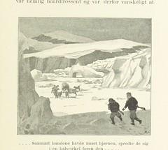 """British Library digitised image from page 331 of """"Blandt Nordpolens Naboer. Med Illustrationer af Th. Holmboe, etc"""""""
