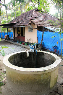 Tile or cement, Mazhapolima has reached out to all types of houses in Thrissur