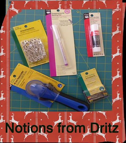 notions from dritz