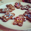 Christmas Ginger Cookies