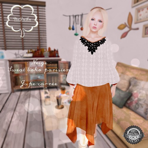 NuDoLu Frost Fair 2013 outfit Neige AD