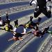 Formation skydiving - 4th Dubai International Parachuting Championship