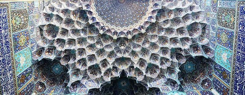 80 Mezquita Sheikh Lotfollah en Isfahan