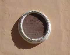 Photo of Brown plaque number 30075