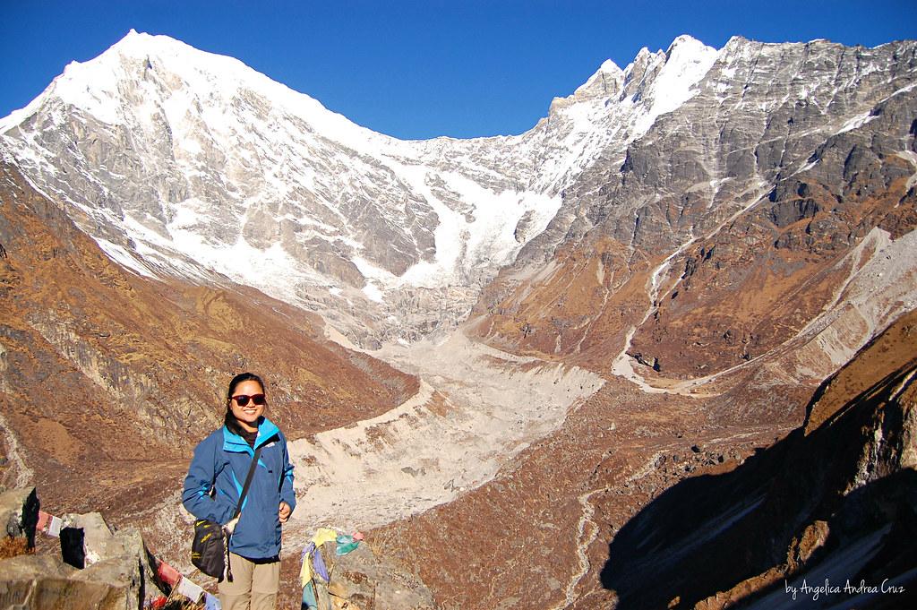 Kenjin Ri Viewpoint, Langtang Trek, Nepal